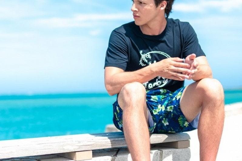 「飲む日焼け止め」で 男もラクして紫外線ケア キャンペーン!  敏感肌・面倒くさがりでも安心!